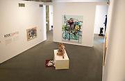 Contemporary art exhibition Kode 2 art gallery, Bergen, Norway