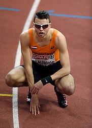 06-03-2015 CZE: European Athletics Indoor Championships, Prague<br /> Bjorn Blauwhof NED