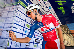 Ziga Horvat (SLO) of Adria Mobil during 2nd Stage of 26th Tour of Slovenia 2019 cycling race between Maribor and Celje (146,3 km), on June 20, 2019 in Slovenia.. Photo by Matic Klansek Velej / Sportida