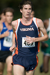 Virginia Cavaliers Andy Biladeau..The Virginia Cavaliers hosted the 2007 Lou Onesty Invitational Cross Country meet at Panorama Farms near Charlottesville, VA on September 7, 2007.