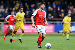 Ashley Eastham of Fleetwood Town - Mandatory by-line: Matt McNulty/JMP - 27/04/2019 - FOOTBALL - Highbury Stadium - Fleetwood, England - Fleetwood Town v Bristol Rovers - Sky Bet League One