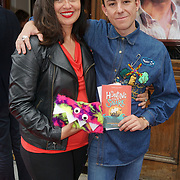 London, England, UK. 27th July 2017. Rina Gill,Justin Nardella attends the opening day The Hunting of the Snark at Vaudeville Theatre, The Strand.