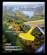 Lake Norman Magazine. Long Island Air Park on Lake Norman<br />