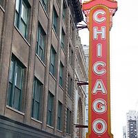 Chicago Theatre Sign. The Chicago Theatre sign is one of Chicago's most famous and popular symbols. The Chicago Theatre is a historic and popular venue for concerts and other shows.