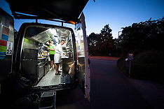 2015 The Cannondale-Garmin Mobile Kitchen July 6th