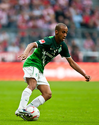 11.09.2010, Allianz Arena, München, GER, 1. FBL, FC Bayern München vs Werder Bremen, im Bild Wesley, (Werder Bremen, 05), EXPA Pictures © 2010, PhotoCredit: EXPA/ J. Feichter