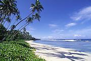 Faiaai Beach, Island of Savaii, Samoa<br />