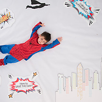 Kids and families have fun at the UBS Super Heroes Family Day at Ciberport on 22nd November 2015 in Hong Kong. Photo by Moses Ng / studioEAST