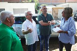 NICOLA NAOMO LODI<br /> PROTESTA QUARTIERE VIALE MONTECATINI PONTELAGOSCURO