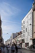 Rue du Faubourg-du-Temple - Adoma