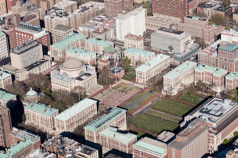 Aerial views on April 20, 2016.