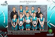 Atwell Netball Club  Team Photos 2015
