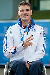 BRIGNONE Nicolas, 2014 IPC European Athletics Championships, Swansea, Wales, United Kingdom