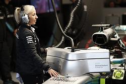 October 19, 2018 - Austin, United States - Motorsports: FIA Formula One World Championship; 2018; Grand Prix; United States, FORMULA 1 PIRELLI 2018 UNITED S GRAND PRIX , Circuit of The Americas#44 Lewis Hamilton (GBR, Mercedes AMG Petronas F1 Team) (Credit Image: © Hoch Zwei via ZUMA Wire)