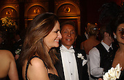 Georgina Brandolini, Valentino, Belle Epoche gala fundraising dinner. National Gallery. 16 March 2006. ONE TIME USE ONLY - DO NOT ARCHIVE  © Copyright Photograph by Dafydd Jones 66 Stockwell Park Rd. London SW9 0DA Tel 020 7733 0108 www.dafjones.com