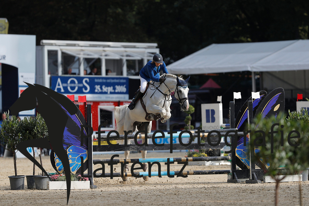 Ullrich, Christina (GER) Ullrich Equine´s Pontecini<br /> Paderborn - Paderborn Challenge 2016<br /> © www.sportfotos-lafrentz.de