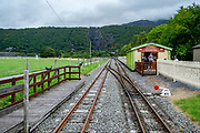 Llanberis Lake Railway, Snowdonia, North Wales