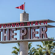 Redondo Beach, Torrance, Lawndale & Gardena Stock Photos