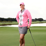 Brittany Lincicome, Photographed on Wednesday, November 16th at Grand Cypress Resort by Cy Cyr.