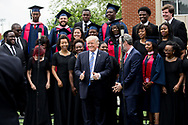Liberty University's 44th Commencement Ceremony is held on May 13, 2017. (Photo by Leah Seavers)