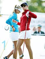 Golf , 6. september 2014, <br /> LPGA spiller<br /> Paula Creamer , USA