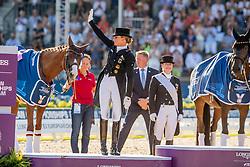 Von Bredow-Werndl Jessica, GER<br /> European Championship Dressage<br /> Rotterdam 2019<br /> © Hippo Foto - Dirk Caremans