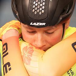 30-12-2018: Wielrennen: NK Baan: Apeldoorn<br />concentratie Roxane Kneteman