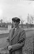 Harry Walker, Kennelman, Westmeath Hounds, Mullingar.05.02.1962