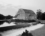The other mill in Clinton NJ, the Clinton Stone Mill Museum.