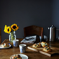 Floral Espresso Cups