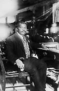 Rt. Excellent Marcus Mosiah Garvey, Jr., National Hero of Jamaica (1887 – 1940) Publisher, journalist, entrepreneur, Black Nationalist, Pan-Africanist, and orator.