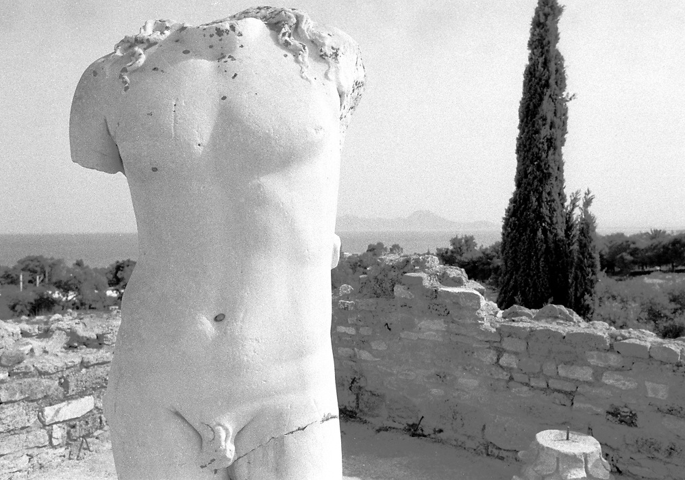 Grâce, 1986, Carthage, Tunisia