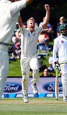 Christchurch-Cricket, New Zealand v Pakistan, day 3