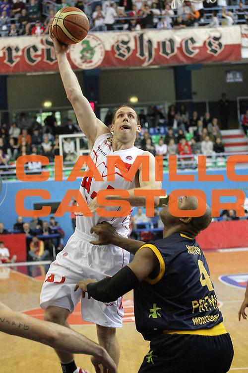 DESCRIZIONE : Milano Lega A1 2008-09 Armani Jeans Milano Premiata Montegranaro<br /> GIOCATORE : Mason Rocca<br /> SQUADRA : Armani Jeans Milano<br /> EVENTO : Campionato Lega A1 2008-2009<br /> GARA : Armani Jeans Milano Premiata Montegranaro<br /> DATA : 02/11/2008<br /> CATEGORIA : Tiro<br /> SPORT : Pallacanestro<br /> AUTORE : Agenzia Ciamillo-Castoria/S.Ceretti<br /> Galleria : Lega Basket A1 2008-2009<br /> Fotonotizia : Milano Campionato Italiano Lega A1 2008-2009 Armani Jeans Milano Premiata Montegranaro<br /> Predefinita :