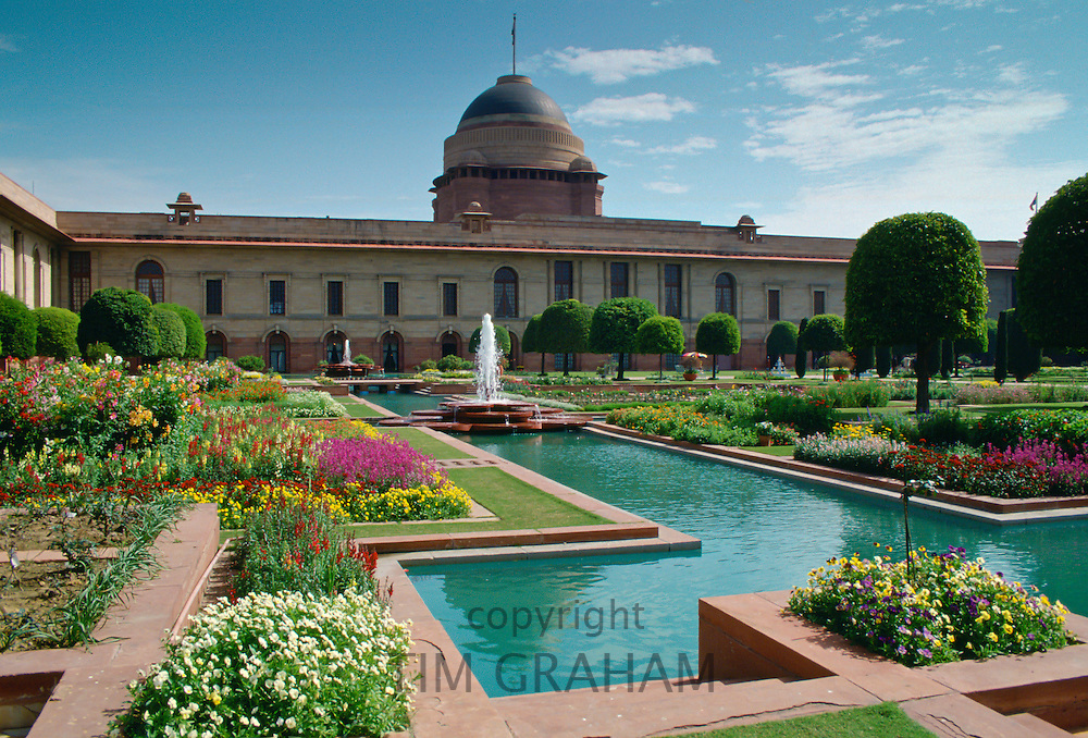 Presidential Palace, Delhi, India