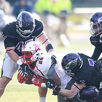 Football: University of Wisconsin-Whitewater Warhawks vs. Monmouth College (Illinois) Scots