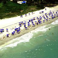 Aerial View of South Seas Resort, Captiva Island, Harbourside, Village Florida