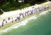 Aerial View of South Seas Resort, Captiva Island, Harbourside, Village Florida