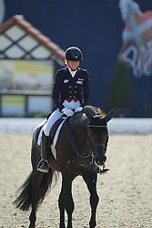 Klimke Ingrid, (GER), Franziskus 15<br /> Nurnberger Burg-Pokal - St George Special<br /> Horses & Dreams meets Denmark - Hagen 2016<br /> © Hippo Foto - Stefan Lafrentz