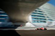 November 21-23, 2014 : Abu Dhabi Grand Prix. Kimi Raikkonen (FIN), Ferrari