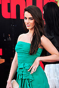 19.APRIL.2011. LONDON<br /> <br /> ACTRESS JESSICA LOWNDES ATTENDING THE FILM PREMIERE OF ARTHUR AT THE CINEWORLD AT THE 02 ARENA IN GREENWICH, LONDON<br /> <br /> BYLINE: JOE ALVAREZ/EDBIMAGEARCHIVE.COM<br /> <br /> *THIS IMAGE IS STRICTLY FOR UK NEWSPAPERS AND MAGAZINES ONLY*<br /> *FOR WORLD WIDE SALES AND WEB USE PLEASE CONTACT EDBIMAGEARCHIVE - 0208 954 5968*