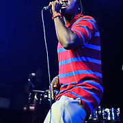 Falls Church, VA. - July 2nd, 2010:  Pusha T, one half of the Virginia rap duo Clipse, performs at the State Theater in Falls Church.  The other half of the duo, Malice, did not make it to the show.  (Photo by Kyle Gustafson/For The Washington Post)