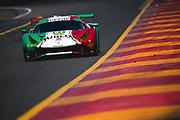 June 28 - July 1, 2018: IMSA Weathertech 6hrs of Watkins Glen. 51 Spirit of Race, Ferrari 488 GT3,Francesco Piovanetti, Ozz Negri, BRA Daniel Serra