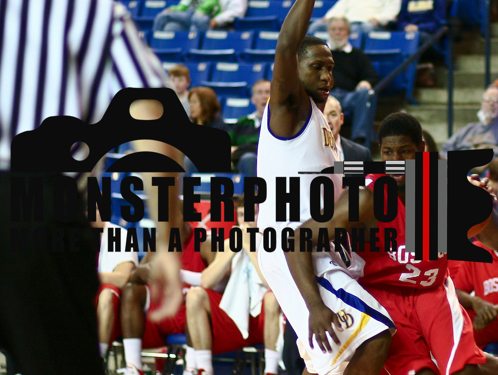 "02/20/2010 NEWARK, DE: Junior guard John Holland out of the Bronx, demolished The University Of Delaware Leading The Terrier with 43 points, Holland connected on 14 of 20 shots from the field, including 6 of 10 shooting from beyond the three-point arc, and finished with 43 points, including 24 in the second half, breaking the Bob Carpenter Center mark of 39 set two other times. It was the highest scoring effort by a college player in the history of the Bob Carpenter Center and four points shy of the Boston University single-game record, The 43 points was the most scored against Delaware since Bob Lloyd of Rutgers dropped in 51 against the Hens on Dec. 12, 1965...The University of Delaware hung with The Terriers for the first half of the game, evening going into the break tied with Boston University 36 all, The hens was playing tough for the first half; they were aggressive, rebounding the ball and even finishing lay-ups, for a quick second i thought this might be the day for a Delaware upset of BU, However this would't be the case, To open up the second half, BU went on a 9-0 run, The Hen just looked like they were out of gas. What happened to that aggressive play?  What happened to the rebounding? Well Coach Ross had the answer ""In the second half, our inability to get key stops was the difference, We didn't finish layups early which could have given us a lead in the first half. We just didn't get the job done defensively, especially on John Holland.""..Alphonso Dawson led Delaware with 19 points and pulled nine rebounds Jawan Carter scored 12 with Four Rebounds and 4 Assist and Hakim McCullar came off the bench to contribute 11 points this afternoon.  Delaware will continue its home-stand wednesday with a Colonial Athletic Association contest against George Mason University when they come to town on Wednesday, February 24 2010 for the final home game of the season at the Bob Carpenter Center, Afterwards delaware will head to Towson for a Colonial Athletic Associati"