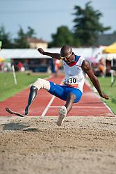 ALAIZE Jean-Baptiste, FRA, Long Jump, T44, 2013 IPC Athletics World Championships, Lyon, France