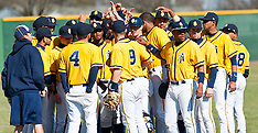2013 A&T Baseball vs Buffalo (Opening Day Series)
