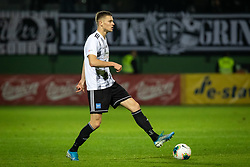 Adrija Bubjar of Mura during football match between NŠ Mura and NK Aluminij in 17th Round of Prva liga Telekom Slovenije 2019/20, on November 10, 2019 in Fazanerija, Murska Sobota, Slovenia. Photo by Blaž Weindorfer / Sportida