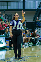BLOOMINGTON, IL - January 04: Amanda Bender during a college women's basketball game between the IWU Titans  and the Millikin Big Blue on January 04 2020 at Shirk Center in Bloomington, IL. (Photo by Alan Look)