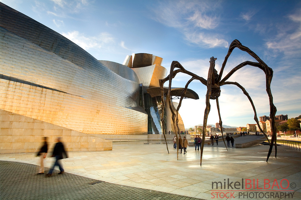 Guggenheim Museum of Art.<br />