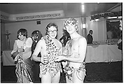 Rory Faber and Martin Petherick, Piers Gaveston Ball, Park Lane Hotel 13.05.83© Copyright Photograph by Dafydd Jones 66 Stockwell Park Rd. London SW9 0DA Tel 020 7733 0108 www.dafjones.com
